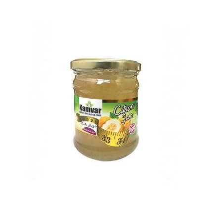 مربای بالنگ بدون شکر کامور