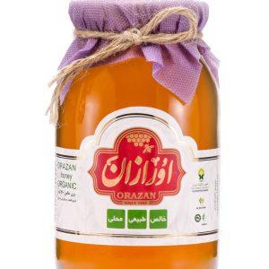 عسل چهل گیاه اورازان