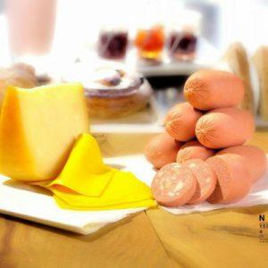 سوسيس گیاهی گودا (پنیری) نوپرو