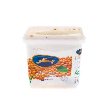 پنیر سویا تافو با طعم زیره