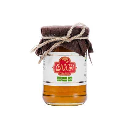 عسل كنار 360 گرمی اورازان