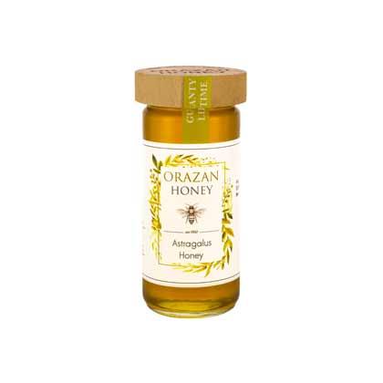 عسل گون 650 گرمی اورازان