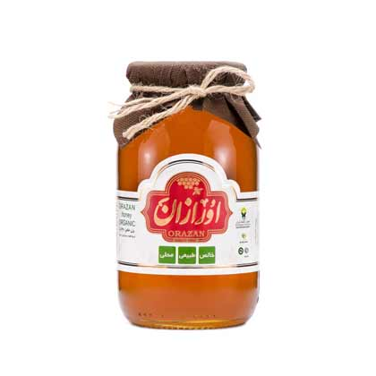عسل کنار 960 گرمی اورازان